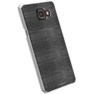 Krusell Boden Takakansi Matkapuhelimelle Samsung Galaxy A5 (2016) Samsung Galaxy A3 (2016) Läpikuultava Valkoinen