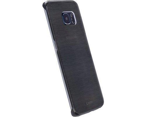 Krusell Boden Takakansi Matkapuhelimelle Samsung Galaxy S7 Edge Musta