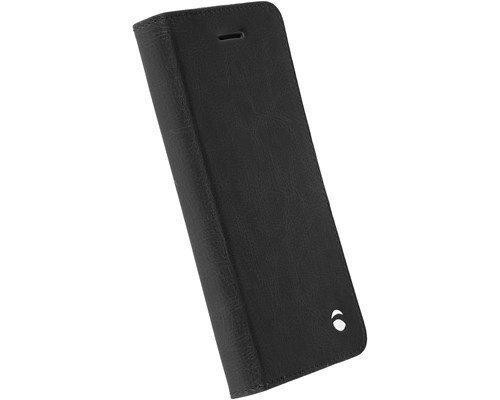 Krusell Ekerö Foliowallet 2in1 Läppäkansi Matkapuhelimelle Samsung Galaxy S7 Musta