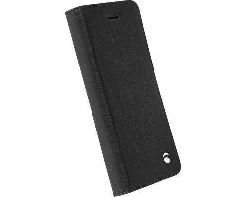 Krusell Ekerö Foliowallet Läppäkansi Matkapuhelimelle Samsung Galaxy S7 Edge Musta
