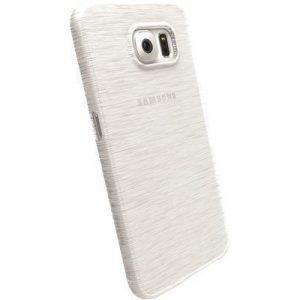 Krusell Frostcover Samsung Galaxy S6 Läpikuultava Valkoinen