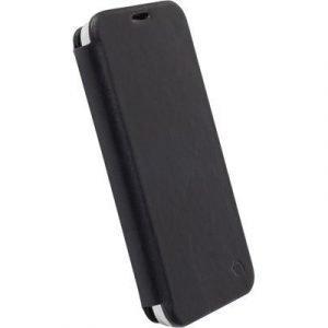 Krusell Kiruna Flipcase Samsung Galaxy S5/s5 Neo Musta
