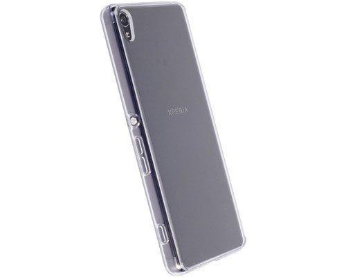 Krusell Kivik Cover Sony Xperia E5 Läpinäkyvä