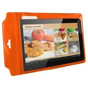 Ksix Easy Cook Universal Standing Case 10 Orange