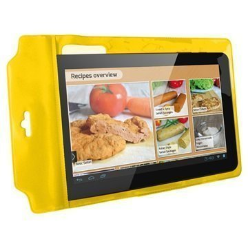 Ksix Easy Cook Universal Standing Case 10 Yellow