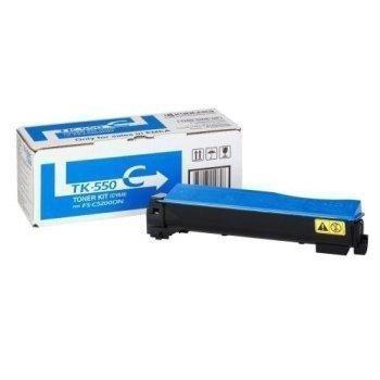 Kyocera-Mita FS-C 5200 DN Toner TK-550C 1T02HMCEU0 Cyan