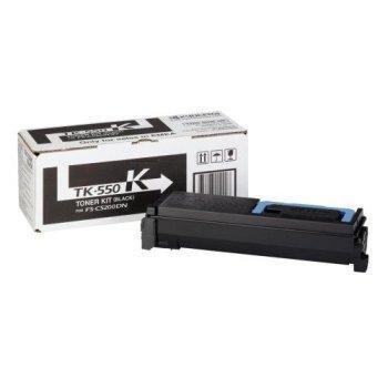 Kyocera-Mita TK-550K Toner FS-C 5200 DN Musta