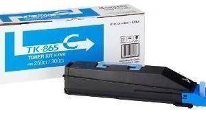 Kyocera-Mita TK-865C Toner TASKALFA 250 CI Cyan
