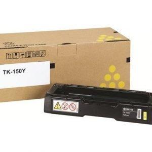 Kyocera Värikasetti Keltainen Tk-150y 6k Fs-c1020