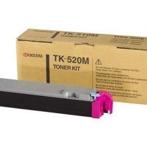 Kyocera Värikasetti Magenta 4k Tk-520m