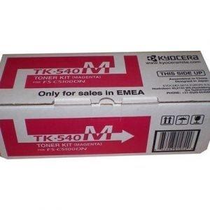 Kyocera Värikasetti Magenta Tk-540m 4k Fs-c5100dn