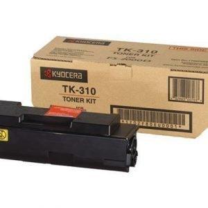 Kyocera Värikasetti Musta 12k Tk-310
