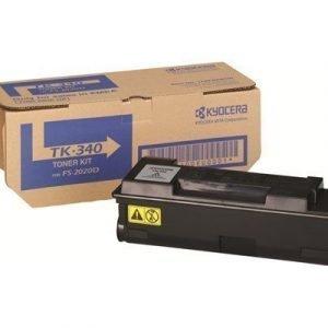 Kyocera Värikasetti Musta 12k Tk-350