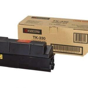 Kyocera Värikasetti Musta 20k Tk-330