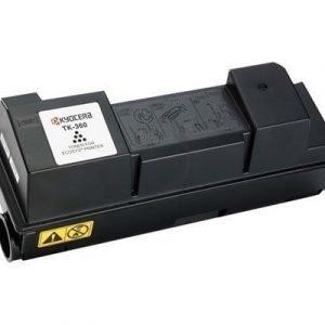 Kyocera Värikasetti Musta 20k Tk-360