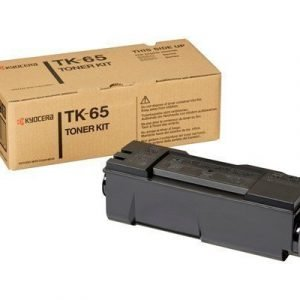 Kyocera Värikasetti Musta 20k Tk-65