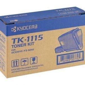 Kyocera Värikasetti Musta Tk-1115 1.6k