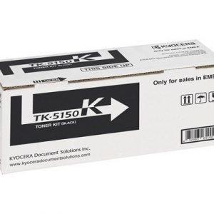 Kyocera Värikasetti Musta Tk-5150k 12k M6535