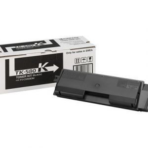 Kyocera Värikasetti Musta Tk-580k 3