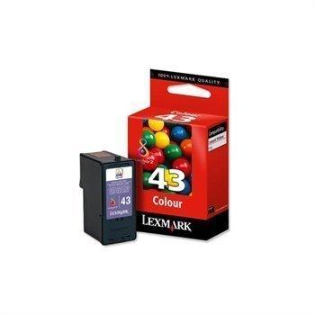 LEXMARK P 350 18YX143E Inkjet Cartridge Cyan Magenta Yellow