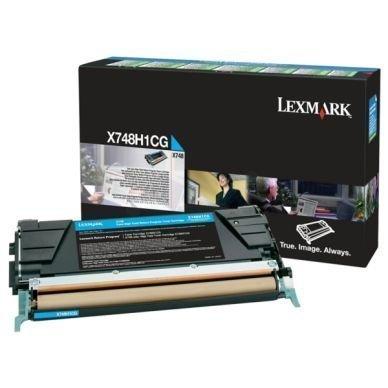 LEXMARK Värikasetti cyan 10.000 sivua