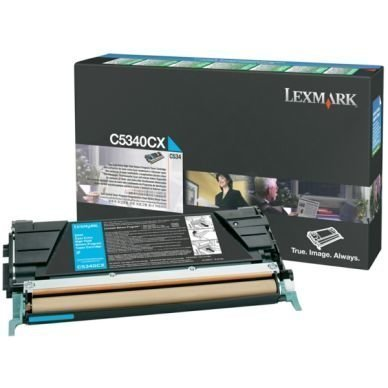 LEXMARK Värikasetti cyan 7.000 sivua