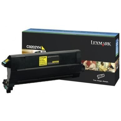 LEXMARK Värikasetti keltainen 14 000 sivua