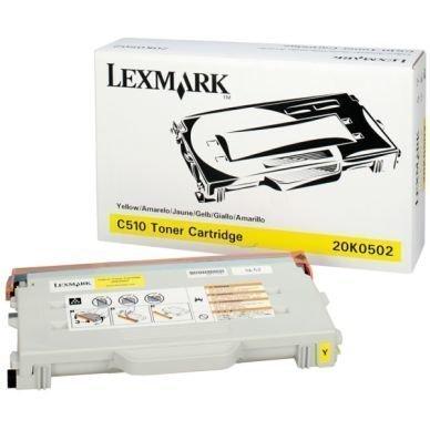 LEXMARK Värikasetti keltainen 3.000 sivua
