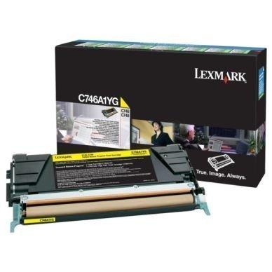 LEXMARK Värikasetti keltainen 7.000 sivua