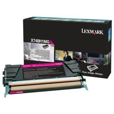 LEXMARK Värikasetti magenta 10.000 sivua