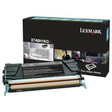 LEXMARK Värikasetti musta 12.000 sivua