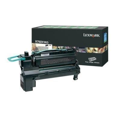 LEXMARK Värikasetti musta 20.000 sivua