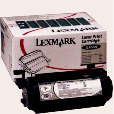 LEXMARK Värikasetti musta 23.000 sivua return
