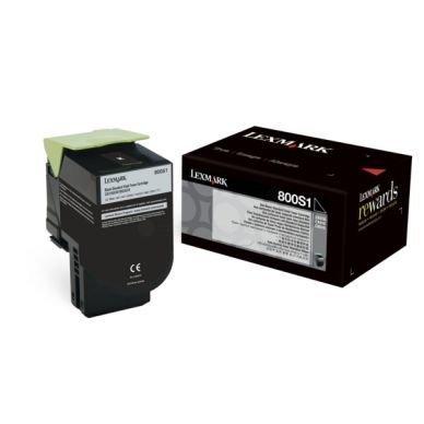 LEXMARK Värikasetti musta 2.500 sivua