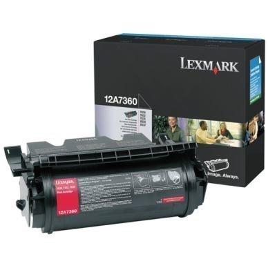 LEXMARK Värikasetti musta 5000 sivua