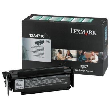 LEXMARK Värikasetti musta 6.000 sivua return