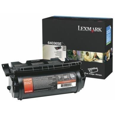LEXMARK Värikasetti musta 6.000 sivua