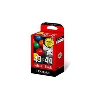LEXMARK X 9350 80D2966 Inkjet Cartridge Black Cyan Magenta Yellow