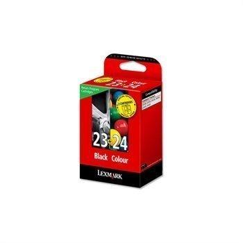 LEXMARK Z 1400 18C1419E Inkjet Cartridge Black Cyan Magenta Yellow