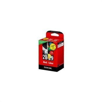 LEXMARK Z 845 18C1520E Inkjet Cartridge Black Cyan Magenta Yellow