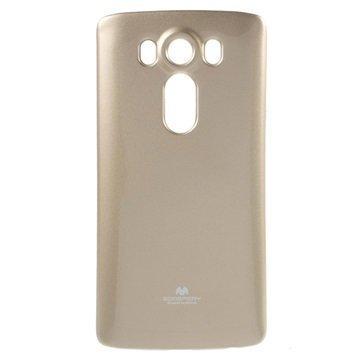 LG V10 Mercury Goospery TPU Kotelo Samppanja