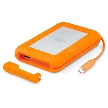 LaCie Rugged Thunderbolt / USB 3.0 SSD Ulkoinen Kovalevy 250Gt
