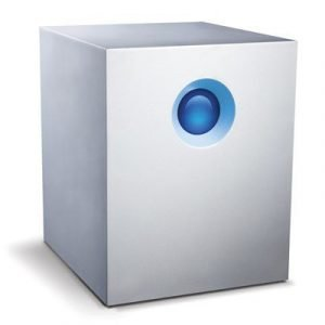 Lacie 5big Thunderbolt 2 30tb Hopea