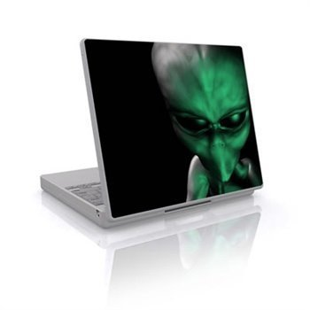 Laptop Skin Abduction