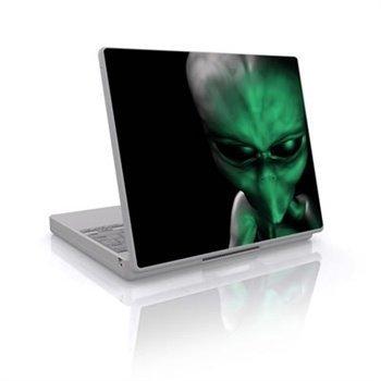 Laptop Skin Abduction