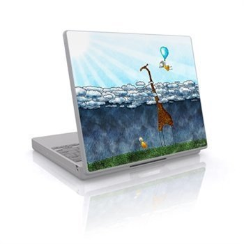 Laptop Skin Above The Clouds