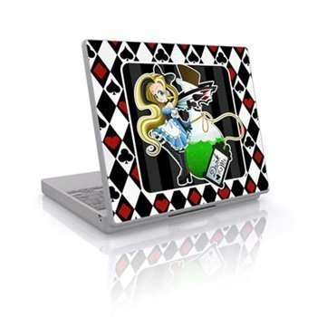 Laptop Skin Alice