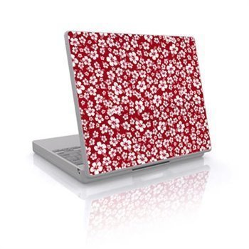 Laptop Skin Aloha Red