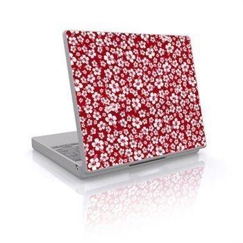 Laptop Skin Aloha Red