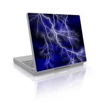 Laptop Skin Apocalypse Blue